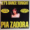 CD диск Pia Zadora - Lets's Dance Tonight