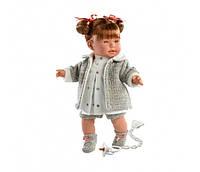 Інтерактивна лялька амелія 42 см Llorens Juan L 42334, фото 1
