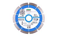 Диск алмазный отрезной DISTAR 1A1RSS/C3-W 125x2,2/1,3x10x22,23-10 Classic для болгарки сегментный по бетону