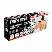 Турник Iron Gym брусья Айрон Джим тренажер турник