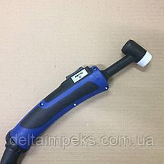 Зварювальний пальник ABITIG 17 GRIP, 4м подача газу кнопкою