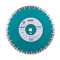 Круг алмазный отрезной DISTAR 1A1RSS/C3-H 400x3,5/2,5x15x25,4-(11,5)-28  Technic Advanced для УШМ по бетону, фото 1
