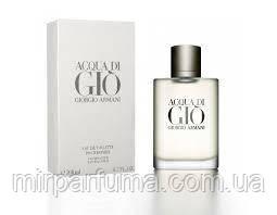 Парфюм мужской Giorgio Armani Acqua di Gio 100 ml, фото 2