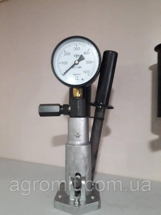 Стенд для проверки и регулировки дизельных форсунок 60 МПа
