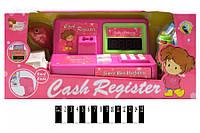 Игровой набор: Касса магазина с аксессуарами FS-34433N, кассовый аппарат