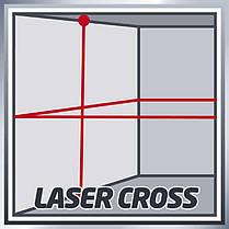Лазерный нивелир уровень Einhell TE-LL 360 kit (2270110, 20705813), фото 3