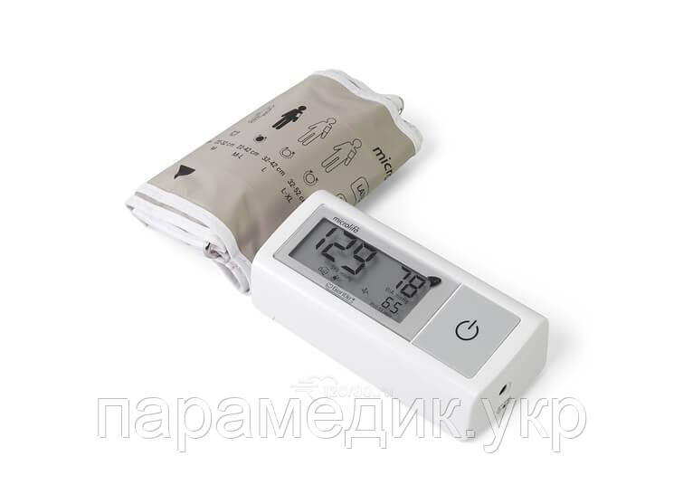 Тонометр автоматичний на плече Microlife BP A1 Easy з адаптером