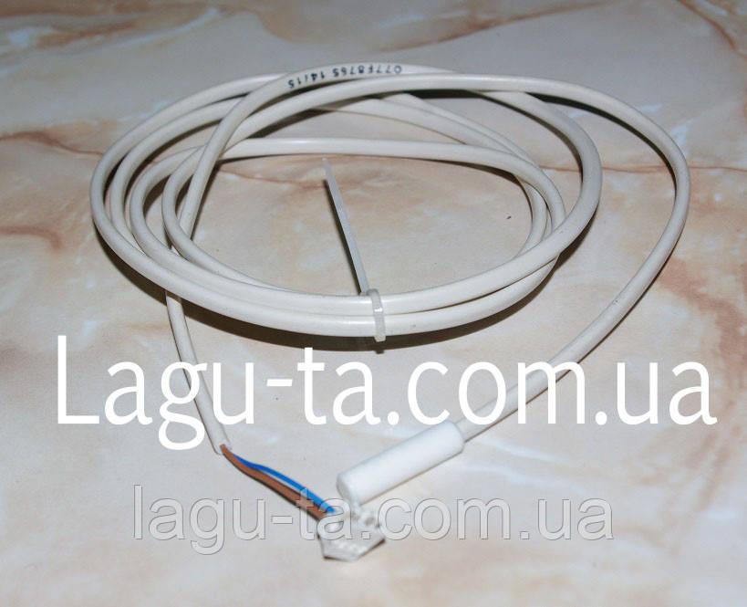 Датчик температуры конденсатора/испарителя, Danfoss, NTC 5kom, 2 метра. 077F8765. EKS211.