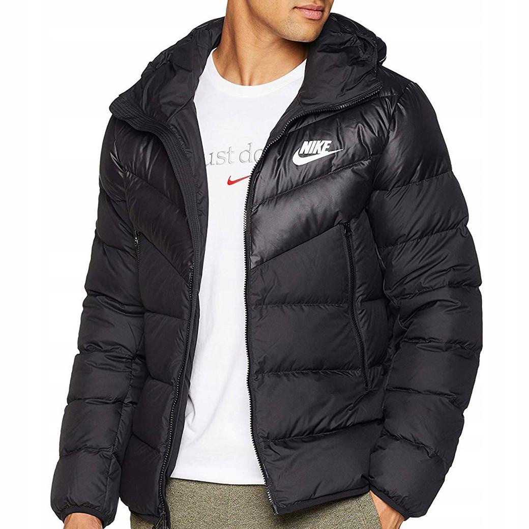 cbc5ef89 Мужской пуховик Nike Down Fill Jacket 928833-010, L: продажа, цена в ...