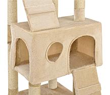 Когтеточка, домики, дряпка для кошек Amy 170 см, фото 2