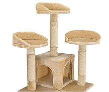 Когтеточка, домики, дряпка для кошек Amy 170 см, фото 3