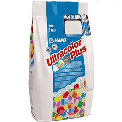 Затирка для швов Mapei Ultracolor Plus 5кг