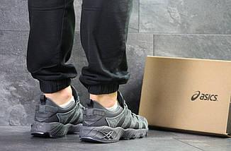 Мужские кроссовки Эко Замша Нубук, фото 2
