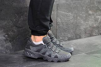 Мужские кроссовки Эко Замша Нубук, фото 3