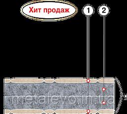 Подростковый ортопедический матрас ФАВОРИТ-БИО П   ТМ ВЕЛАМ (Украина), 70х190, фото 3
