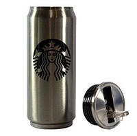 Термокружка для горячих и холодных напитков Starbucks PTKL-360 | термо чашка металлическая 330 ml