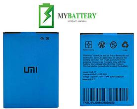 Оригинальный аккумулятор АКБ батарея Umi C1 2340 mAh 3.7 V