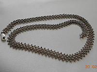Оригинальное серебряное ожерелье Камбоджа