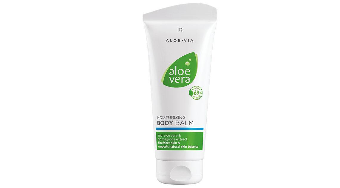 Увлажняющий бальзам для телаLR Health & BeautyAloe Via Aloe Vera