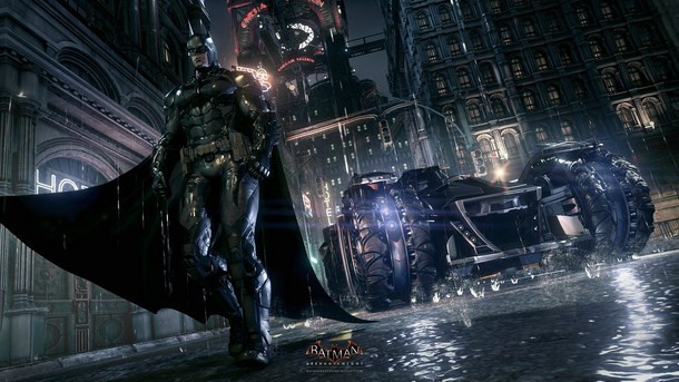 Релиз экшена Batman: Arkham Knight перенесен