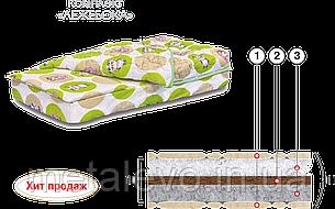 Комплект для детской кроватки ЛЕЖЕБОКА  ТМ ВЕЛАМ (Украина), 60х120, фото 2