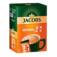 Кофе в стиках Jacobs Оригинал 3 в 1