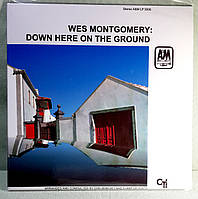 CD диск Wes Montgomery - Down Here On The Ground, фото 1