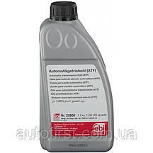 FEBI Масло АКПП (ATF    1L) (MB Sprinter (906)/MB236.10) (красное)