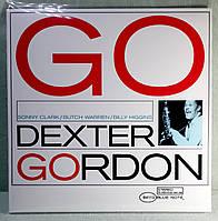 CD диск Dexter Gordon - Go