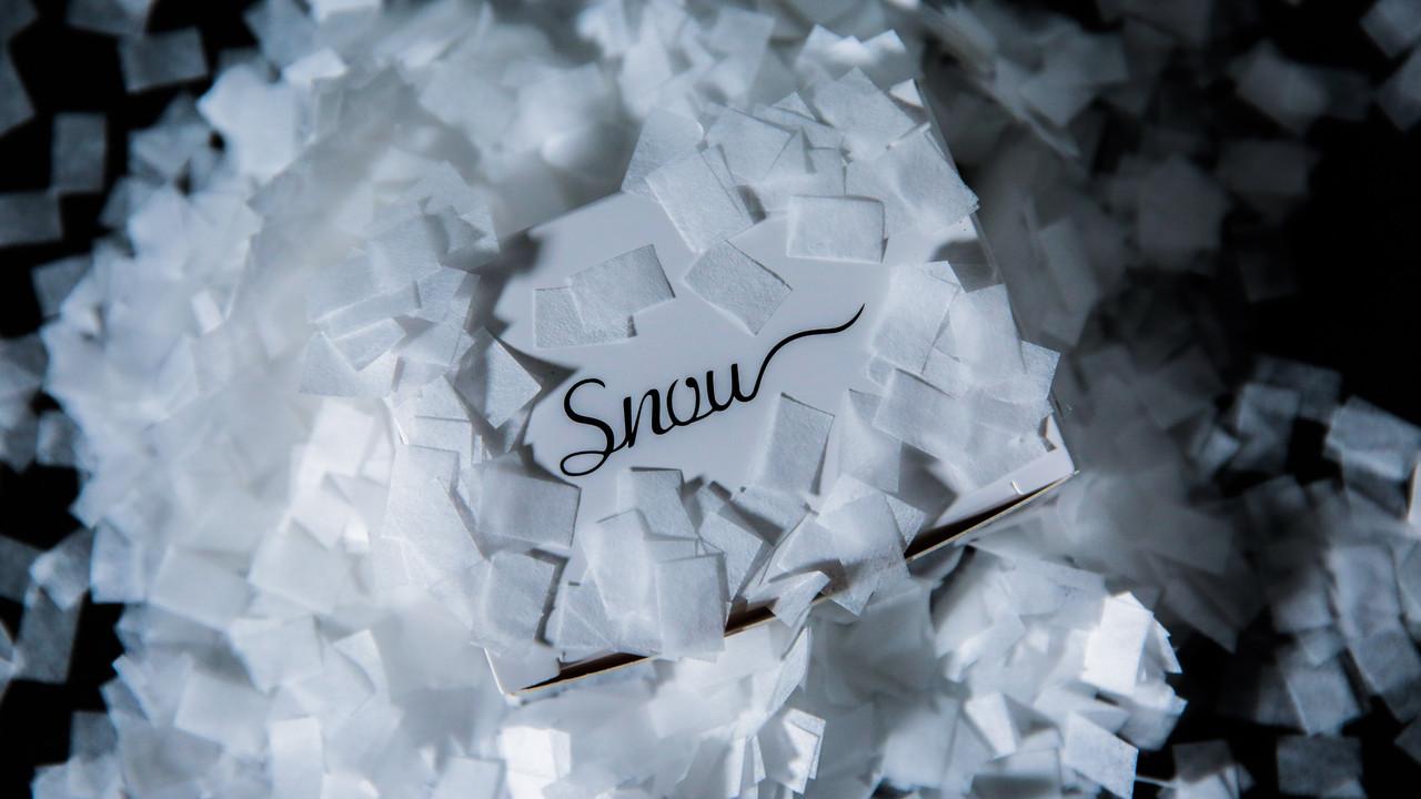Сніговий Шторм | Snow Storm