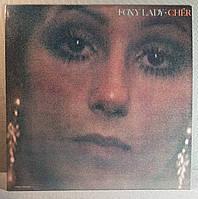 CD диск Cher - Foxy Lady