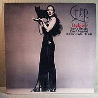 CD диск Cher - Dark Lady, фото 1