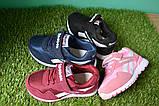 Кросівки дитячі рібок Reebok рожеві 26 - 36, копія, фото 9