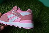 Кросівки дитячі рібок Reebok рожеві 26 - 36, копія, фото 3