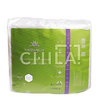 Салфетки одноразовые 25х30см спанлейс/Гладкий (100 шт/уп)