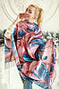 Женский шарф палантин стильный , фото 10