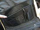 Деловой бизнес портфель с логотипом, фото 6