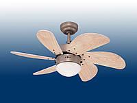 Потолочная вентиляторная люстра TURBO SWIR, фото 1