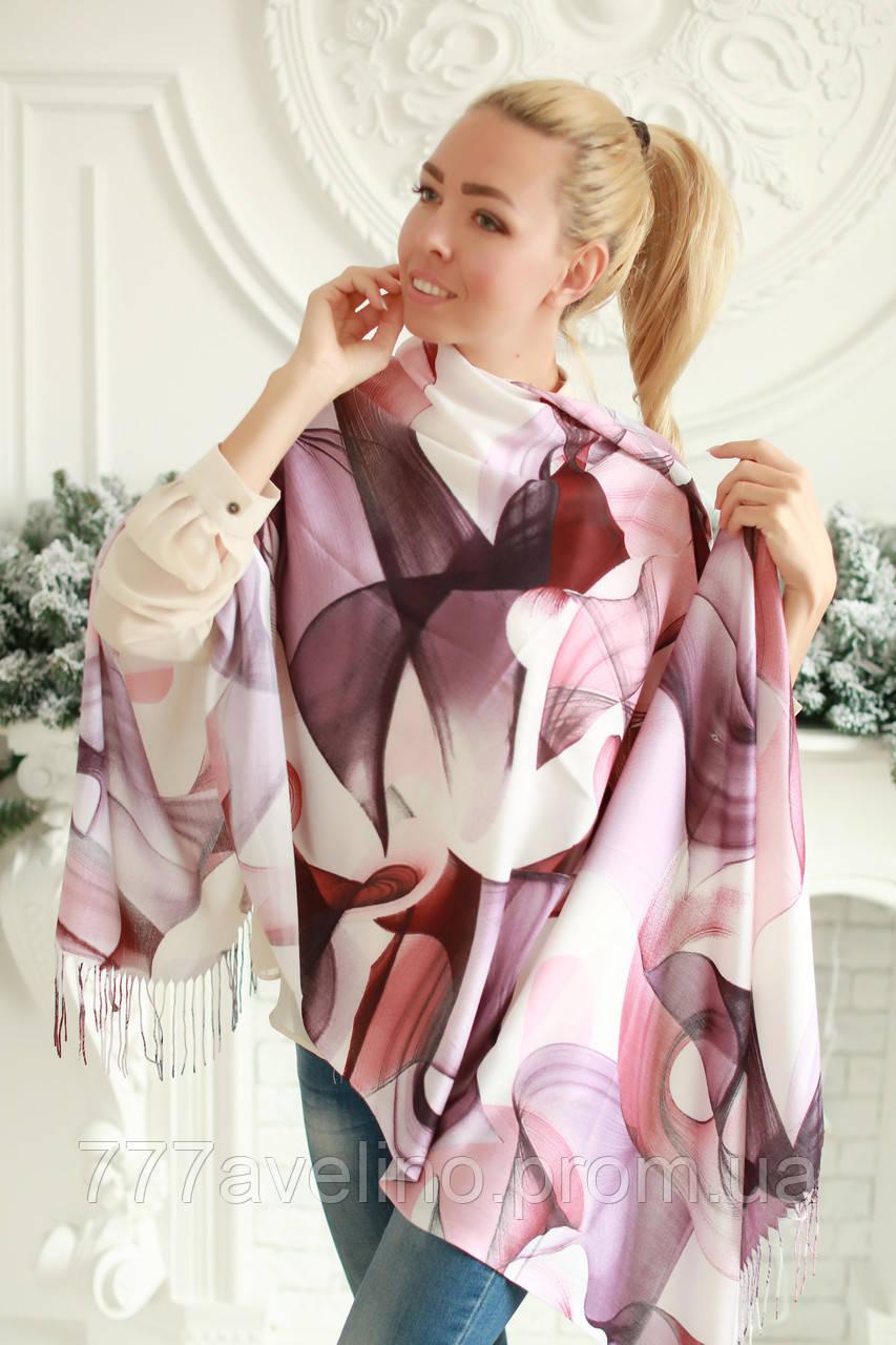 Женский шарф палантин стильный