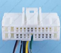 Разъем электрический 25-и контактный (39-14) б/у 11877