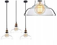 Лампа потолочная подвесная PLAFON RETRO, из 3 шт, фото 1