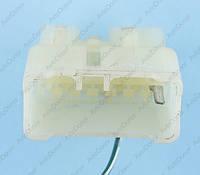 Разъем электрический 12-и контактный (32-15) б/у