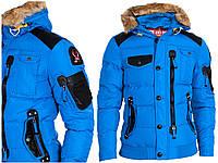 Куртка на молнии с капюшоном Cipo Baxx осень/зима, M