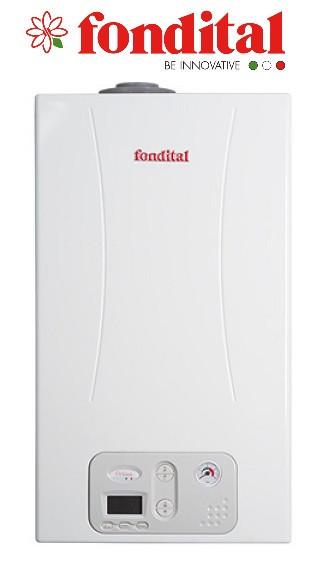 Газовый котел Fondital Antea CTN 24 двухконтурный, дымоходный (Италия)
