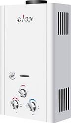 Газовая колонка ДИОН JSD14 дымоходная