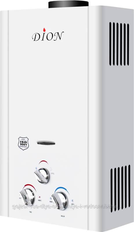 Газовая колонка ДИОН JSD16 дымоходная