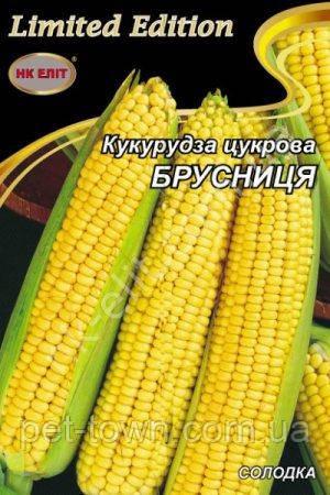 Кукурудза БРУСНИЦЯ ЦУКРОВА 20г