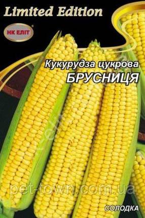 Кукурудза БРУСНИЦЯ ЦУКРОВА 20г, фото 2