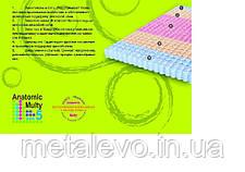 Ортопедический матрас с натуральным латексом FIESTA  ТМ EVOLUTION (Украина), 70х190, фото 3