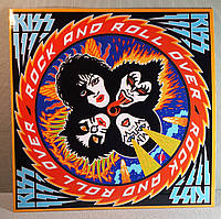 CD диск Kiss -  Rock and Roll Over
